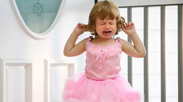Toddler tantrums: 4 ways to help toddlers manage frustration