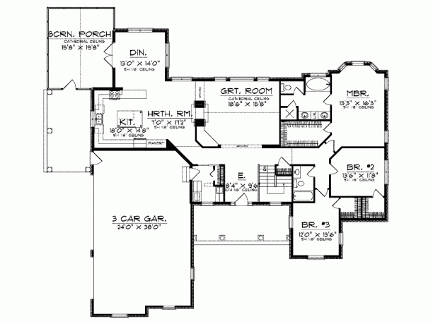 Decent front elevation although it looks a little big from for Perfect kitchen floor plan