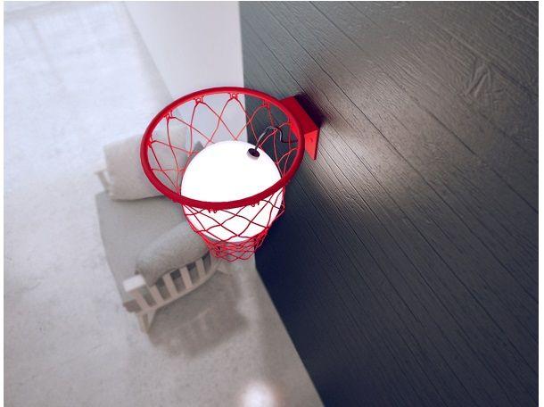 バスケットボール好きのためのランプ | roomie(ルーミー)