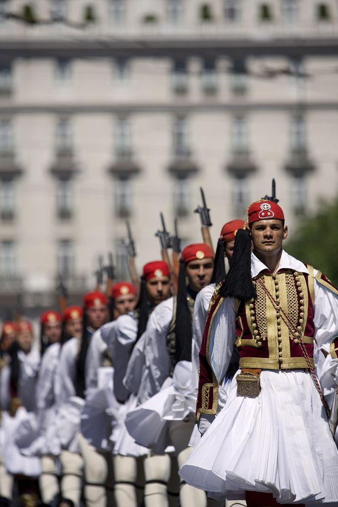 Athens National Guard | Flickr - Photo Sharing!