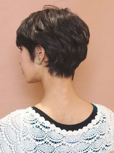 back view of pixie haircuts 17 best ideas about wavy pixie on wavy pixie 2879