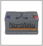 12V Gel Batterie von NordAkku.
