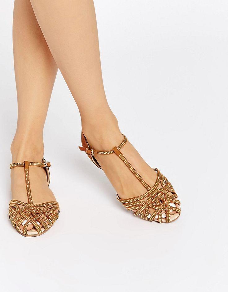 ASOS+JANINE+Embellished+Summer+Shoes