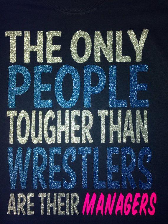 Custom Wrestling shirts by BlingItOn72058 on Etsy, $23.00 moms tougher