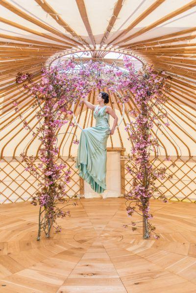 Beautiful Wedding Venue Gallery for Wedding Yurts UK : Wedding Yurts