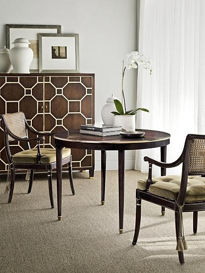 80 Best Hickory Chair Images On Pinterest  Hickory Chair Brilliant Hickory Dining Room Chairs Review
