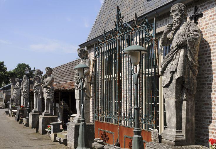 Sfeerbeeld van onze binnenplaats bij 't Achterhuis te Udenhout