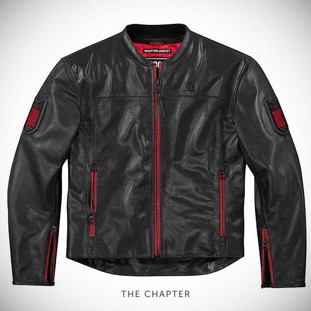 Icon motorcycle jacket