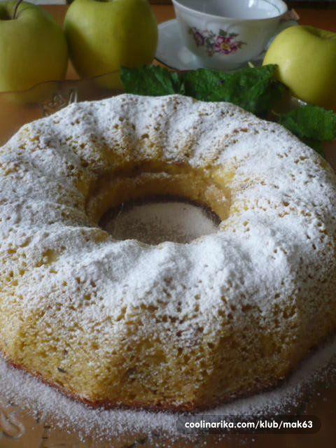 Socni Kuglof S Jogurtom I Jabukom Rezept Rezepte Kroatische Rezepte Kuchen Und Kuchen Ohne Backen