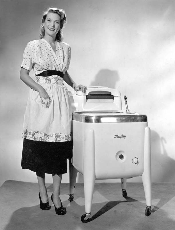 221 best images about wringer washer on pinterest for Femme au foyer 1960