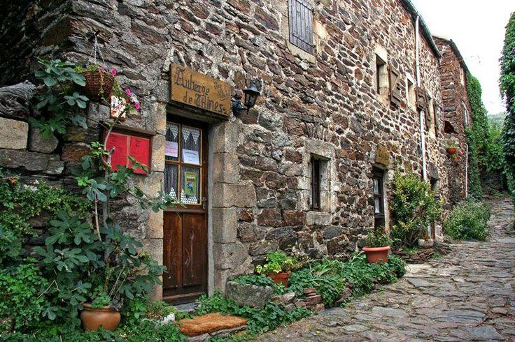 Auberge de Thines (Ardèche).