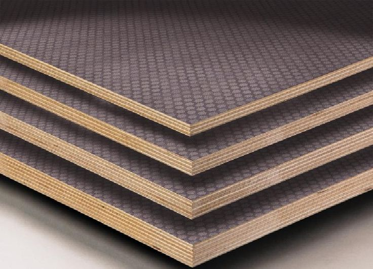 Anti Slip Film Faced Shuttering Plywood Packing Export