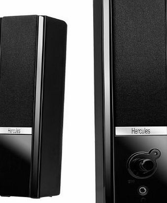 Hercules 2.0 Gloss - loudspeakers (Black, AC, Floor, universal, Satellite, Built-in) Speaker 2.0 Potenza totale 4 watt RMS (2 x 2 W)Picco di potenza 8 watt Controllo volume Pulsante On/Off Laccatura Nera (Barcode EAN = 3362934738396). http://www.comparestoreprices.co.uk/december-2016-week-1-b/hercules-2-0-gloss--loudspeakers-black-ac-floor-universal-satellite-built-in-.asp