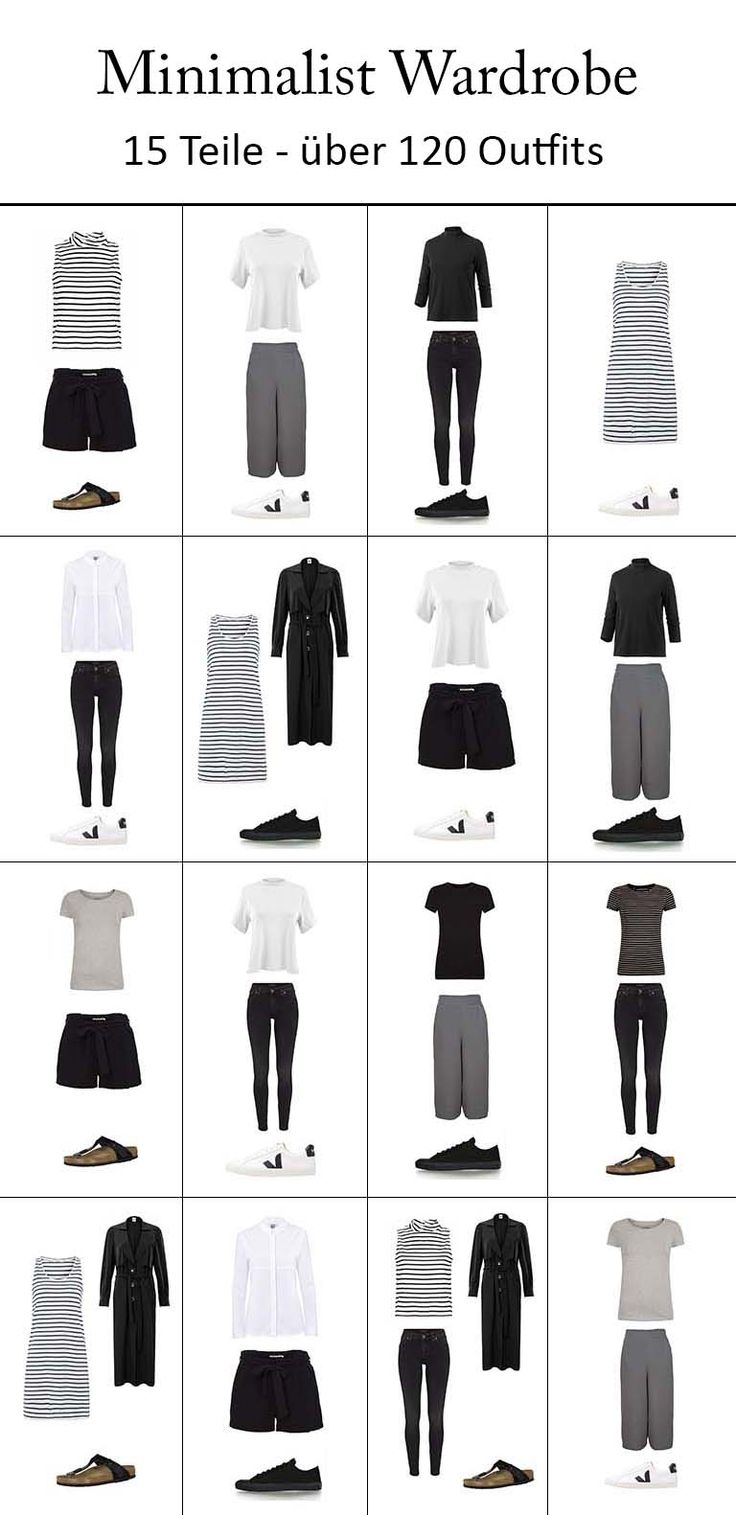 Mit einer Capsule Wardrobe kann man alle Kleidungsstücke, die vorhanden sind, miteinander kombinieren. Wieso man dabei allerdings lieber in hochwertige Basics statt in ausgefallene Trendmode investieren sollte, könnt ihr jetzt…
