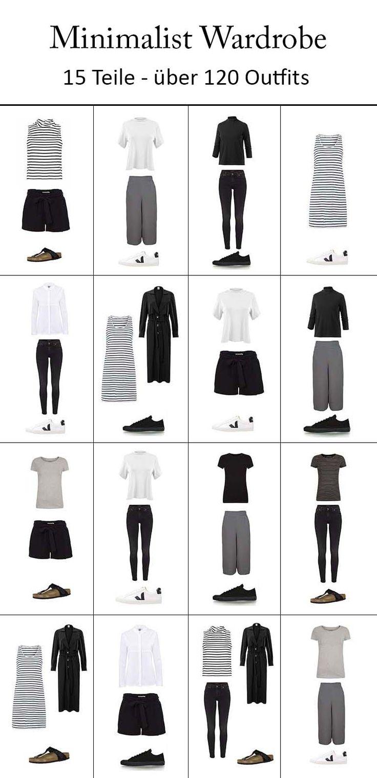 Minimalismus im Kleiderschrank – Capsule Wardrobe x Fair Fashion –