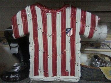 Camiseta del atletico de madrid de chuches