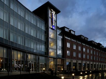 Filini restaurant at the Radisson Blu, Durham City. An exceptional eating experience.