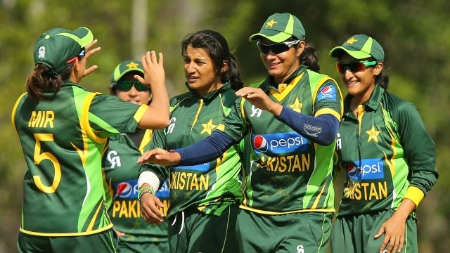 Pakistan Women vs West Indies - Match 3 was played in Chennai on 16/03/2016 in which Pakistan scored only 99/5 in 20 overs whereas WI made 103 runs losing 8 wickets.
