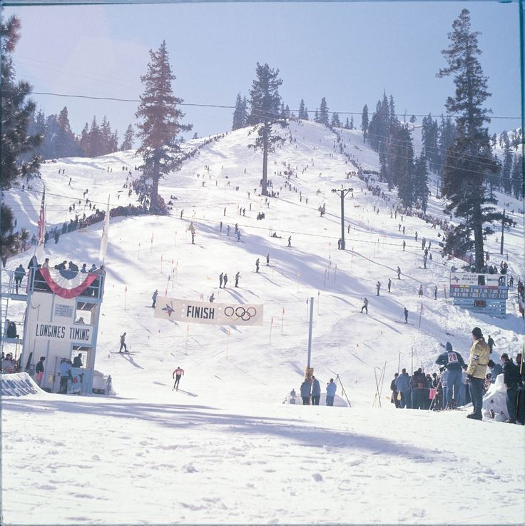 Pin on Squaw valley