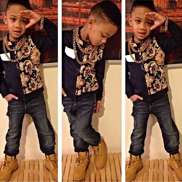 17 Best ideas about Kid Swag on Pinterest   Baby boy style Little boys fashion and Toddler ...