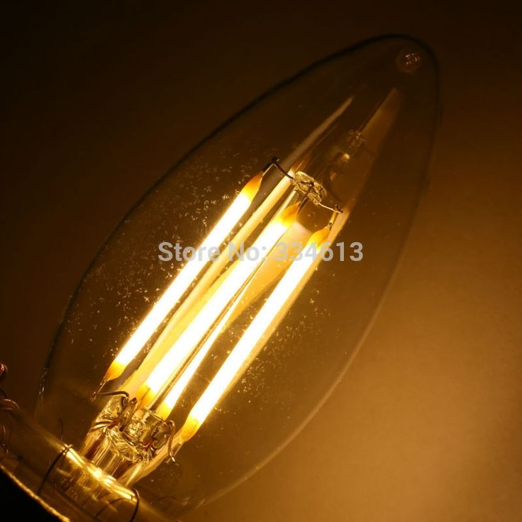 11.49$  Buy here - http://alibb7.shopchina.info/go.php?t=32393357544 - New Design Dimmable 4W E14 85-265V E14 LED Filament Candle Bulbs 360 Degrees  #magazineonlinewebsite