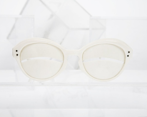 Courreges sunglasses from the collection of General Eyewear.
