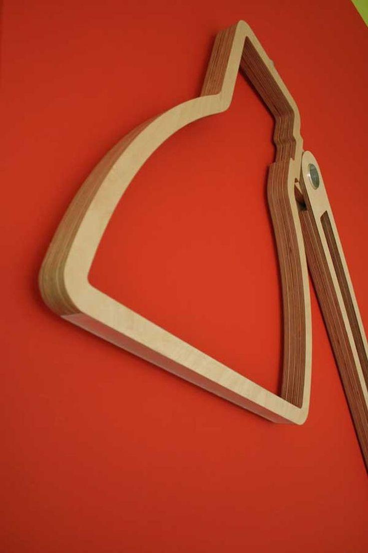 Idée de déco avec lampe moderne en bois par nepa