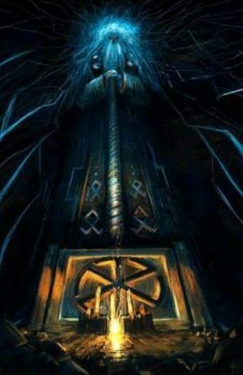SVAROG - the Slavic God of Blacksmithing Slavic mythology