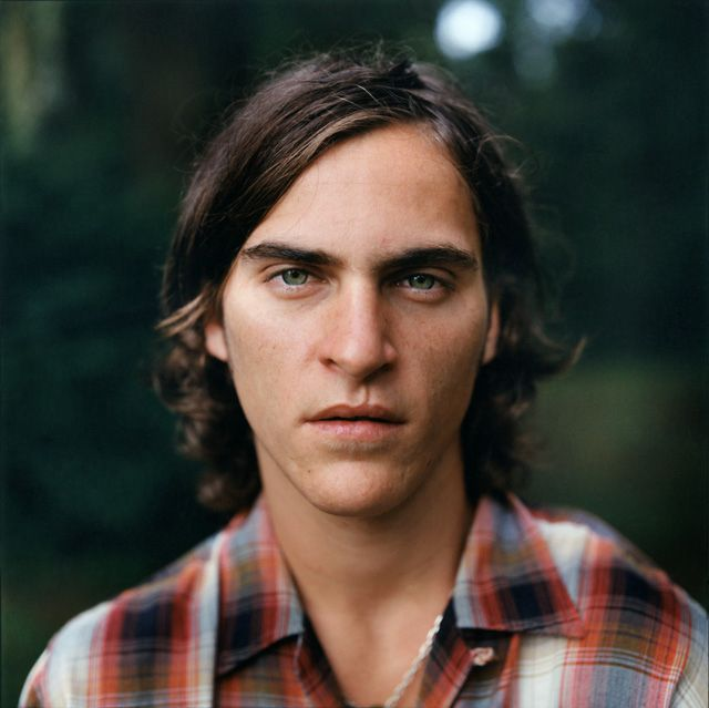 Joaquin Phoenix, 1995, Shot in Florida for Premiere Magazine, with a Hasselblad 500CM BY chris buck