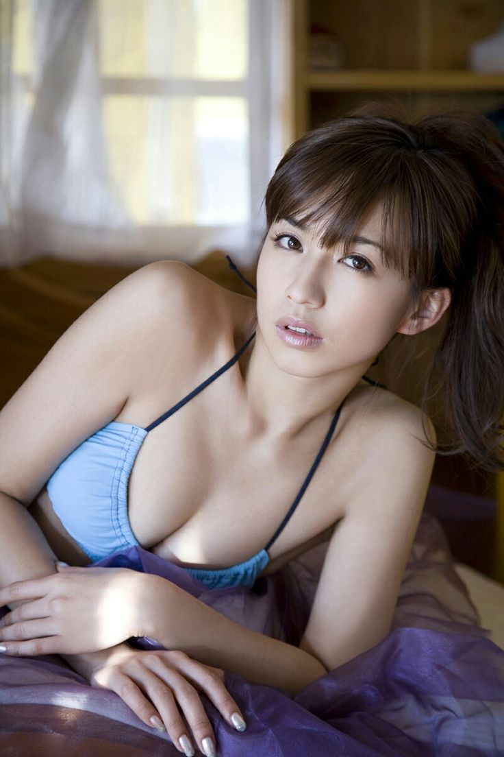 Lovely girl in blue bikini at home #asiangirl