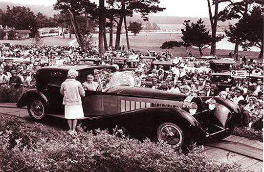 1931 Bugatti Royale— Best of Show