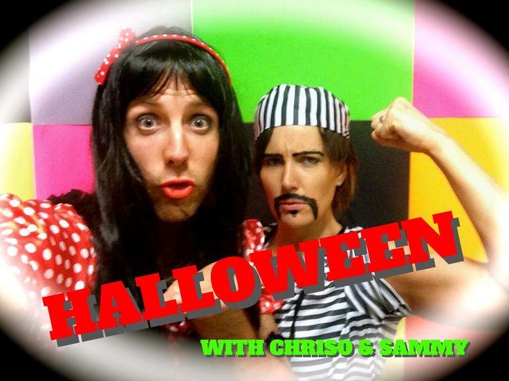 The ChrisO & Sammy Show - HALLOWEEN SPECIAL (S2E10)