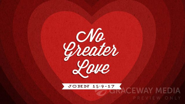 """""""No Greater Love"""" is a Title Still containing a Title Layout and two unique Content Layouts. Download Jpegs in both 16:9 (widescreen) and 4:3 (standard) format or PowerPoint presentations ready for your bullet points. Take full creative control and download the layered Photoshop file (PSD)."""