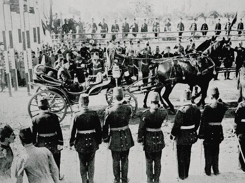 [Ottoman Empire] Salonica Visit of Sultan Mehmed V, 1911 [Thessaloniki, Greece] [Sultan Reşad'ın Selanik Ziyareti] (28)   by OTTOMAN IMPERIAL ARCHIVES