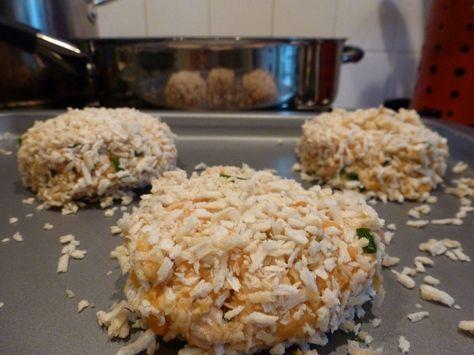 Lorraine Pascale: Salmon and Sweet Potato Fishcakes | 366 Recipe Challenge