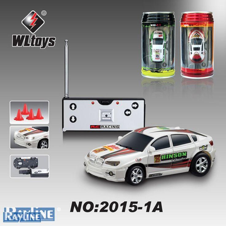 RC Auto WLtoys 2015-1A Micro-Racer Car in der Dose