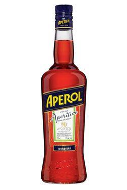 #Aperol Apéritif à base de gentiane, 750 ml Code SAQ :  11639070