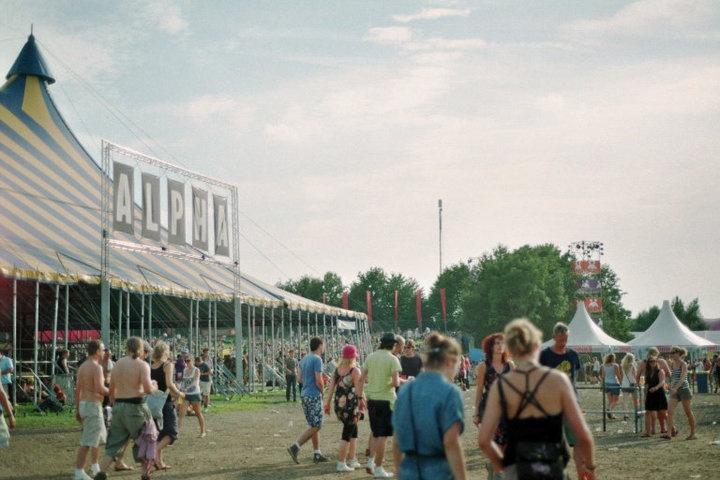 Lowlands festival, Netherlands