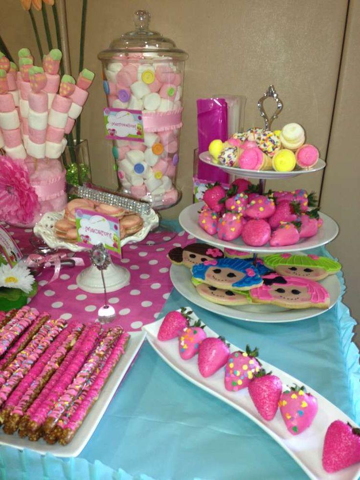 Lalaloopsy Party Birthday Ideas