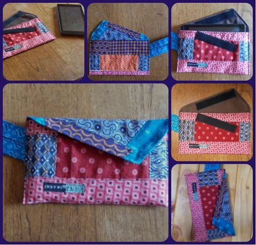 Patchwork (ShweShwe material) tablet cover.  See my FB page.https://www.facebook.com/CarryGearBags/