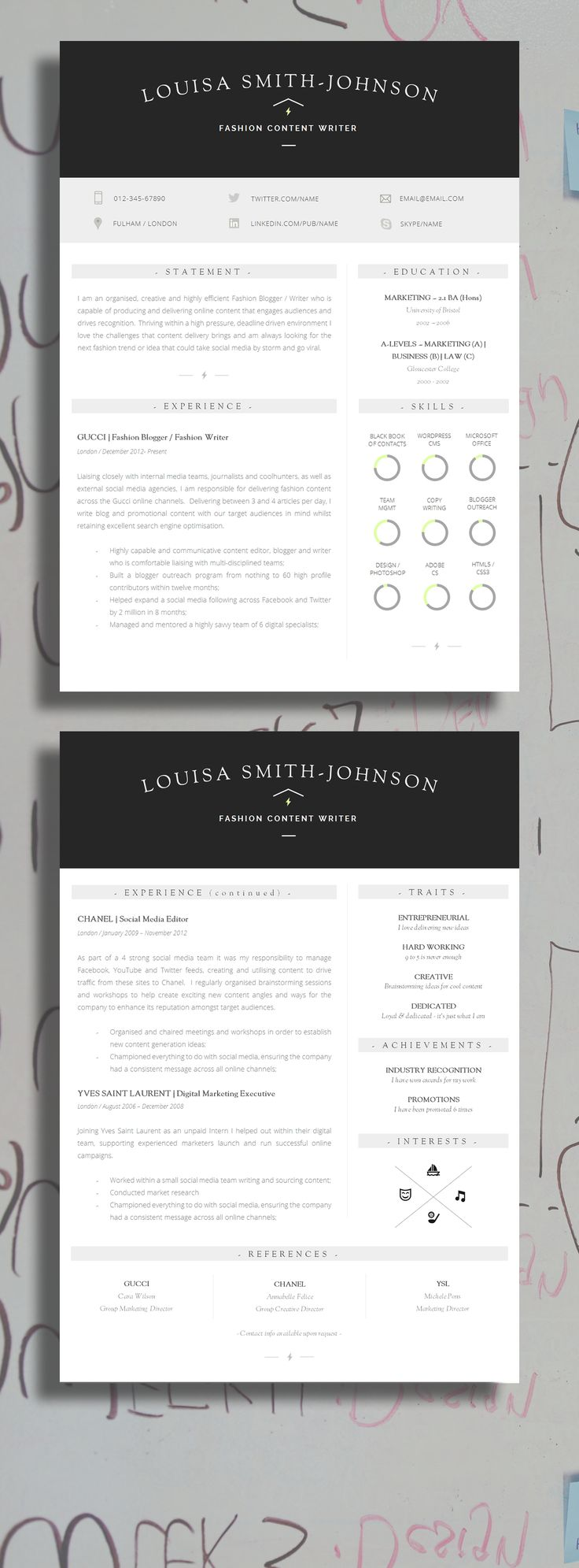 Functional Resume Template Microsoft%0A Resume Design   Resume Template   Cover Letter   Resume Guide   Icons u