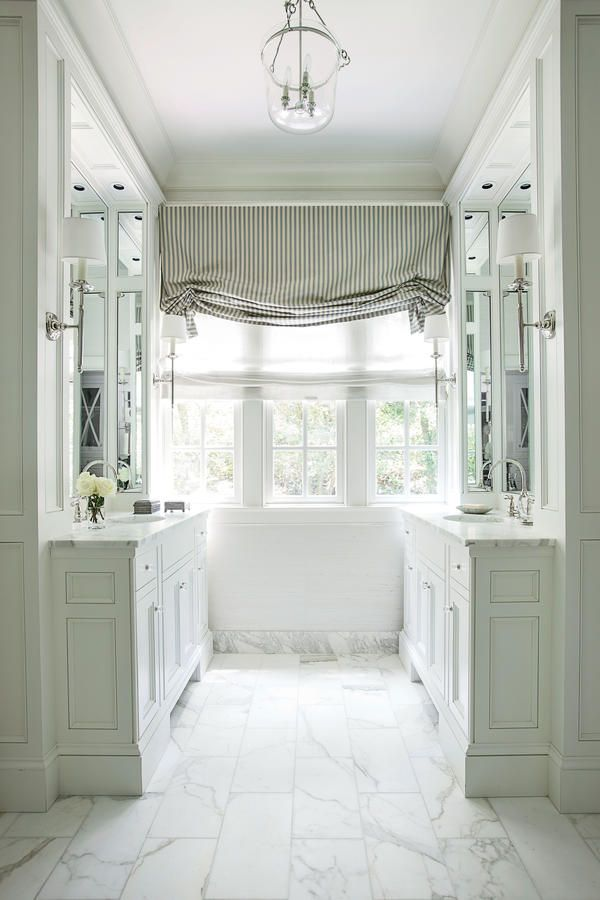 122 best images about bathroom inspiration on pinterest for Elegant master bathrooms pictures