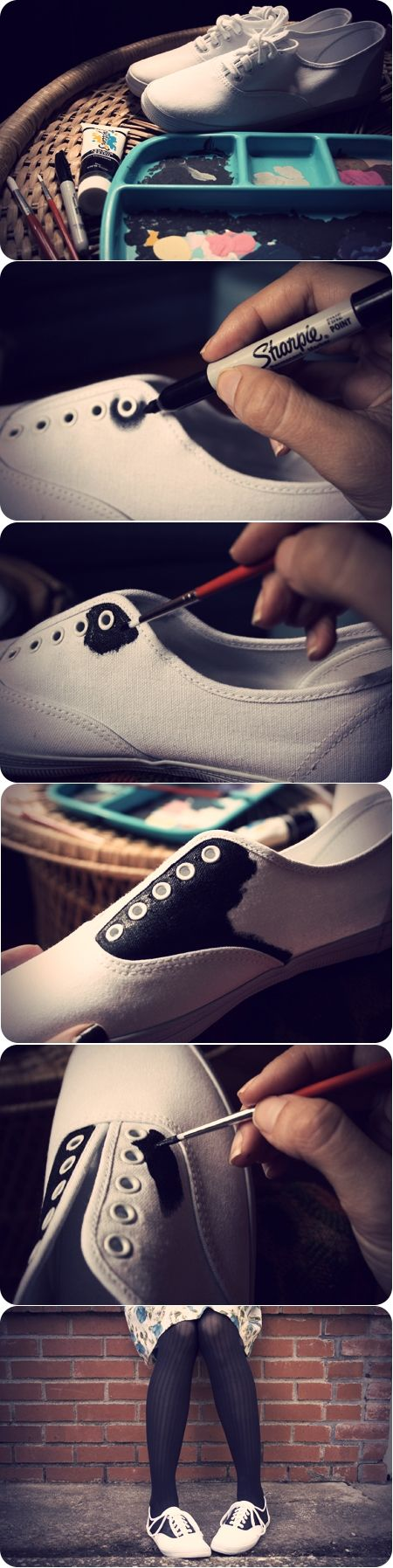 Oxford Tenis DIY