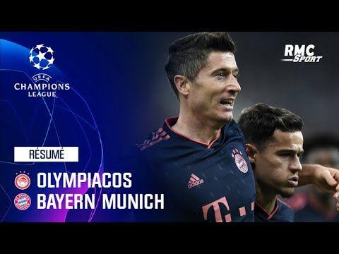 Resume Olympiacos 2 3 Bayern Ligue Des Champions J3 Youtube Avec Images Ligue Des Champions Champions Sport
