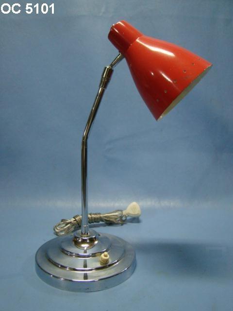 luminária cone