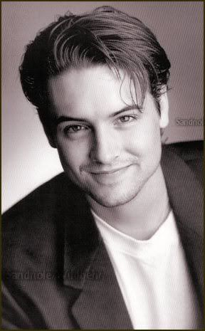 Will Friedle. Gosh I miss seeing him on TV regularly.