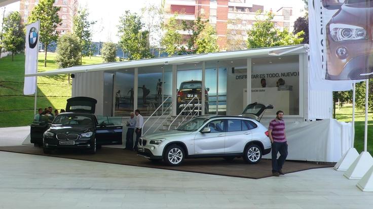 Receptivo BMW Auriga Cool Marketing