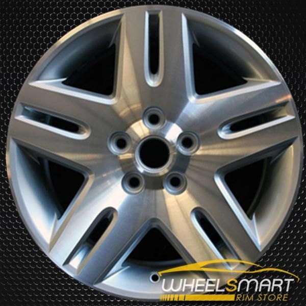 17 Chevy Impala Oem Wheel 2006 2016 Machined Alloy Stock Rim 5071