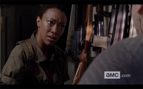 'The Walking Dead' Preview: Sasha Finally Gets A Job In Alexandria