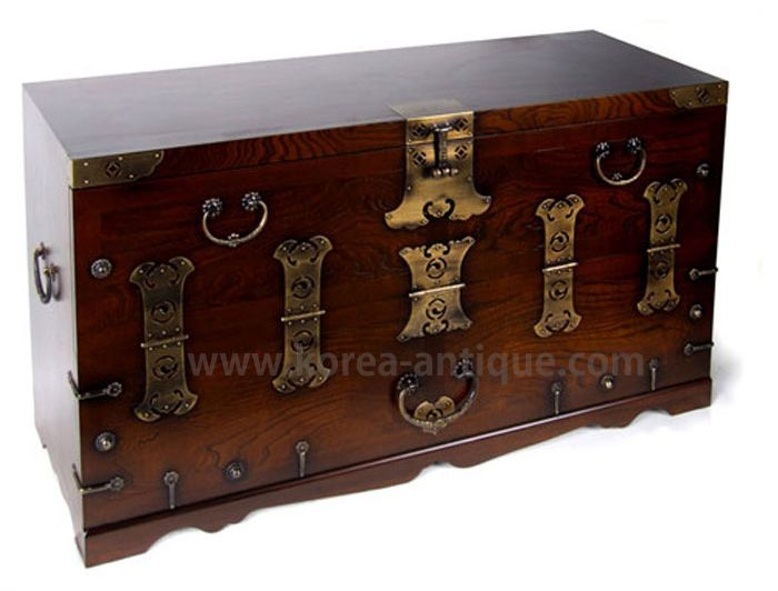 korean furniture | Oriental furniture - korean furniture H-8A BLANKET CHEST (KOREAANTIQUE ...